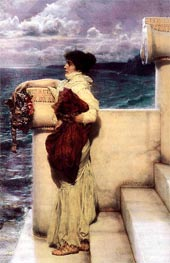 Hero | Alma-Tadema | Painting Reproduction