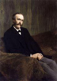 Arthur James Balfour, 1st Earl of Balfour | Alma-Tadema | Painting Reproduction