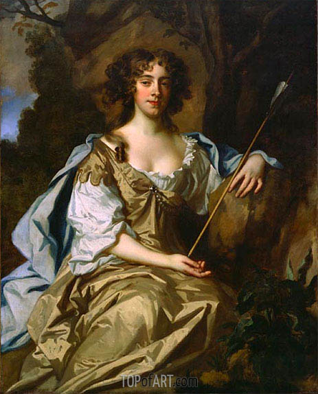 The Countess of Meath, c.1674 | Peter Lely | Painting Reproduction
