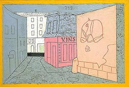 Rue des Rats, No. 2 | Stuart Davis | Painting Reproduction