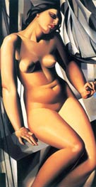 Nude with Sailboats, 1931 by Lempicka | Painting Reproduction