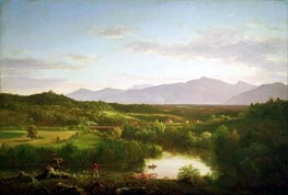 River in the Catskills | Thomas Cole | Painting Reproduction