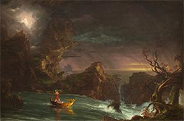 Voyage of Life - Manhood | Thomas Cole | Painting Reproduction