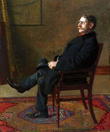 Frank Jay St. John | Thomas Eakins | Painting Reproduction