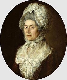 Mrs. Philip Dupont, c.1778 von Gainsborough | Gemälde-Reproduktion