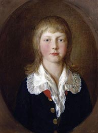 Prince Ernest, later Duke of Cumberland | Gainsborough | Painting Reproduction
