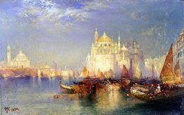 Venice, 1894 by Thomas Moran | Painting Reproduction