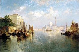 Venice | Thomas Moran | Painting Reproduction