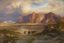 Acoma | Thomas Moran | Painting Reproduction