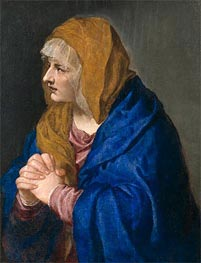 Mater Dolorosa | Titian | Painting Reproduction