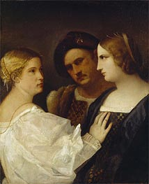 The Appeal, Undated by Titian | Painting Reproduction
