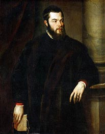 Benedetto Varchi | Titian | Painting Reproduction