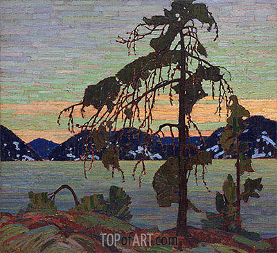 The Jack Pine, c.1916/17 | Tom Thomson | Painting Reproduction
