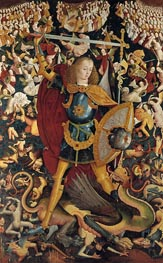 The Archangel Saint Michael | Unknown Master | Painting Reproduction