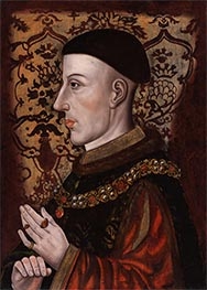 King Henry V, 16th c by Unknown Master | Painting Reproduction
