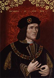 King Richard III, late 16th c by Unknown Master | Painting Reproduction