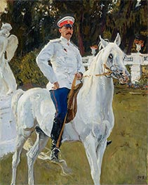 Portrait of Prince Felix Yusupov, Count Sumarokov, 1903 by Valentin Serov | Painting Reproduction