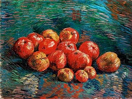 Still Life with Apples | Vincent van Gogh | Painting Reproduction