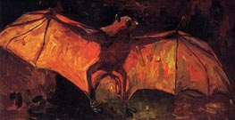 Flying Fox, 1884 von Vincent van Gogh | Gemälde-Reproduktion