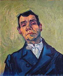 Portrait of a Man | Vincent van Gogh | Painting Reproduction