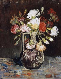Bouquet of Flowers, 1886 von Vincent van Gogh | Gemälde-Reproduktion