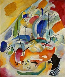 Improvisation 31 (Sea Battle) | Kandinsky | Painting Reproduction