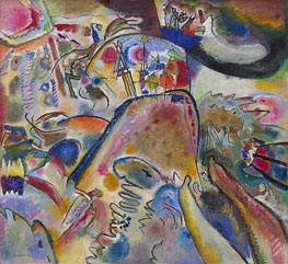 Small Pleasures, 1913 by Kandinsky | Painting Reproduction