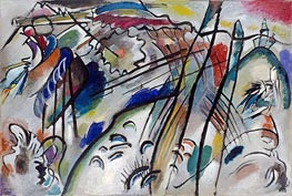 Improvisation 28 (second version) | Kandinsky | Painting Reproduction