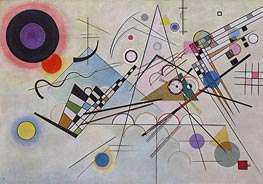 Composition 8 | Kandinsky | Painting Reproduction