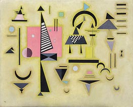 Decisive Rose | Kandinsky | Painting Reproduction