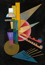 Abstract Interpretation | Kandinsky | Painting Reproduction