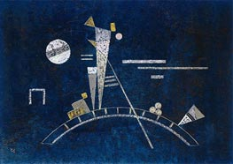 Fragile | Kandinsky | Painting Reproduction