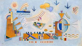 Soft Event | Kandinsky | Painting Reproduction