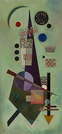 Extended, 1926 by Kandinsky | Painting Reproduction