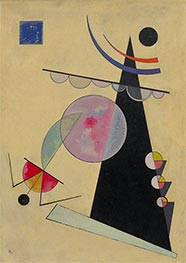 Bright Unity, 1925 by Kandinsky | Painting Reproduction