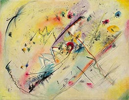 Light Picture, 1913 by Kandinsky | Painting Reproduction