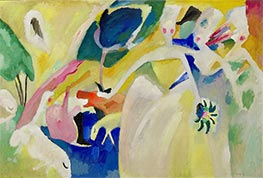 Pastorale, 1911 by Kandinsky | Painting Reproduction
