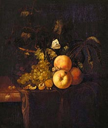 Still Life with Fruit | Willem van Aelst | Painting Reproduction