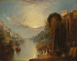 Carthage, c.1830 by William Linton | Painting Reproduction