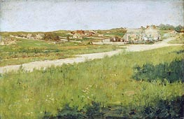 Shinnecock Hills Landscape, c.1890/95 von William Merritt Chase | Gemälde-Reproduktion