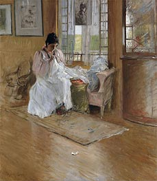 For the Little One, c.1896 von William Merritt Chase | Gemälde-Reproduktion