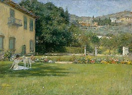 Good Friends | William Merritt Chase | Painting Reproduction