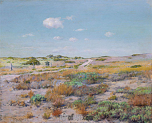 Shinnecock Hills, c.1893/97 | William Merritt Chase | Painting Reproduction