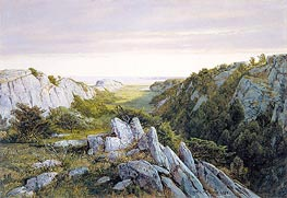 From Paradise to Purgatory, Newport | William Trost Richards | Painting Reproduction