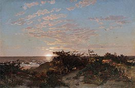 Coastal Scene | William Trost Richards | Painting Reproduction