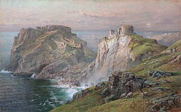 Tintagel | William Trost Richards | Gemälde Reproduktion