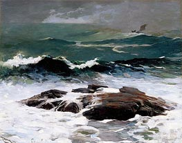 Summer Squall, 1904 by Winslow Homer | Painting Reproduction
